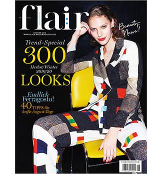 flair Magazin im Juli/August 2019