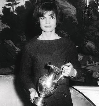 Interior Trend: First Lady Style à la Jackie Kennedy