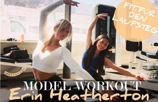 Model Workout: Ballet Beautiful