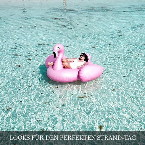 Looks für den perfekten Strand-Tag