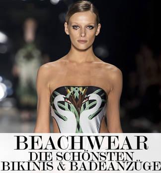 Die schönste Beachwear für den Sommer 2015