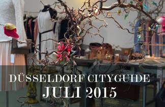 360° Cityguide Düsseldorf im Juli 2015
