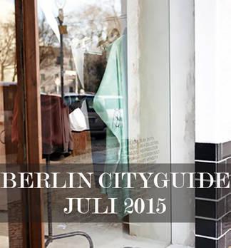 360° Berlin Cityguide im Juli 2015