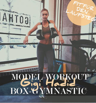 Model Workout: Box-Gymnastic