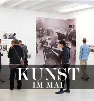 Kunst Events Mai 2015 - Save the Date!