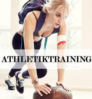 Athletiktraining - Die besten Übungen mit Anleitung