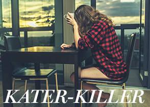 Kater-Killer - die besten Mittel zum Entgiften