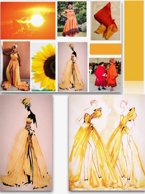 Miss Sunshine: Ashanti Qata (Südafrika), Newcomer / Foto: frankfurtstyleaward
