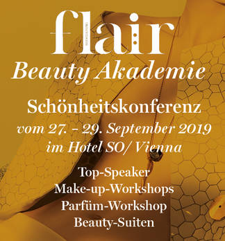 Die flair Beauty-Akademie 2019: Wien