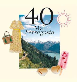 40 Mal Ferragosto: Tipps für heiße August-Tage