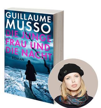 """Gewinnspiel zum Buch-Release: """"Die junge Frau und die Nacht"""""""