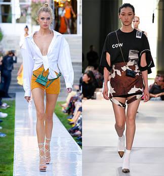 Mikro-Bags – die neue Trendtaschen