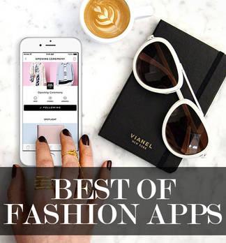 Die besten Fashion Apps für Mode und Shopping