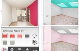 Die 3 besten Color-Apps für Fashion, Wohnen und Accessoires