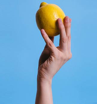 Saures Wunderding: Die Zitrone