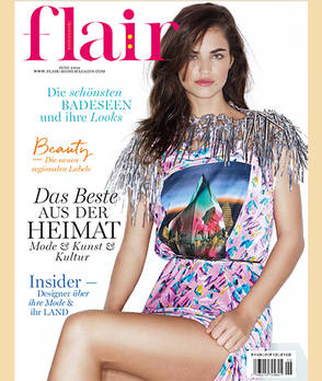 flair Magazin im Juni 2019