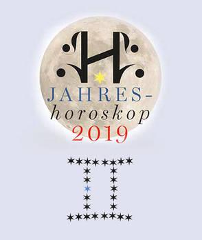 Jahres-Horoskop 2019: Zwillinge