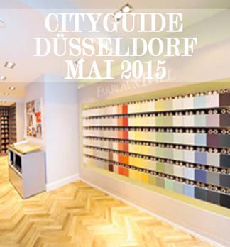 360° Cityguide Düsseldorf im Mai 2015