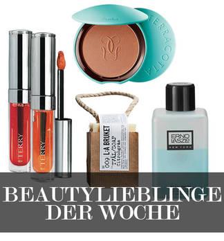 Beautylieblinge der Woche –Unsere Top 4