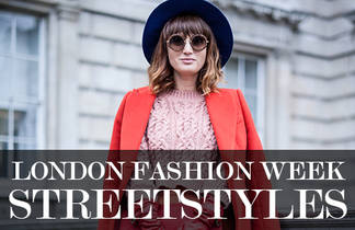 Streetstyles der London Fashion Week Herbst 2015
