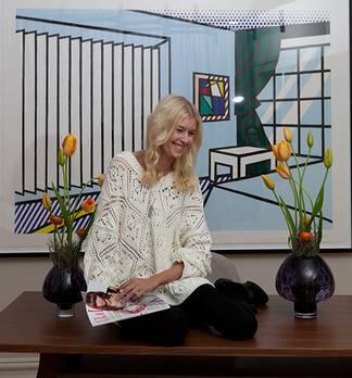 Anja Tranninger - flair Fashion Editor