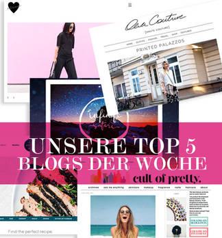 Top 5 Blogs der Woche