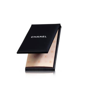 Papier Matifiant de Chanel