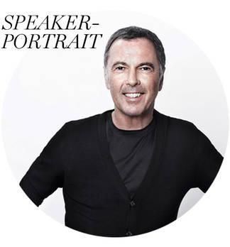 Beauty Akademie: Speaker Portrait Manfred Kraft