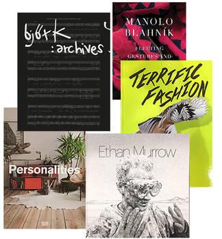 Buchmesse - Kunst- und Mode-Buchtipps