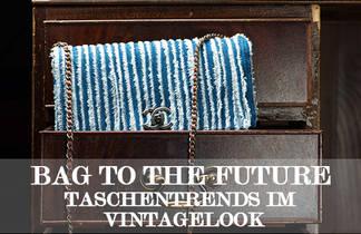 Handtaschentrends im Vintagelook - die neuen Retrotaschen