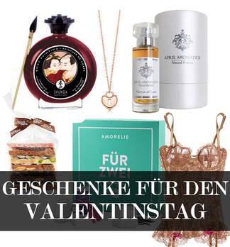 Die besten Geschenke für den Valentinstag