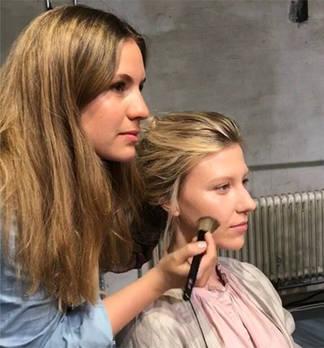 Schön natürlich: Organic Make-up Artist Lisa Scharff im Interview