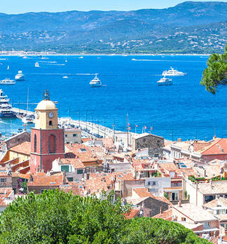 Ein Sommer wie damals: Looks für ein Wochenende in Saint-Tropez