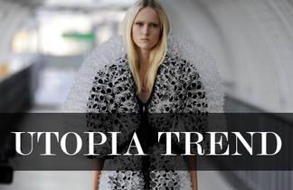 Utopia - Futuristische Fashion-Styles