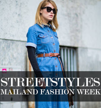 Streetstyles der Mailand Fashion Week 2015