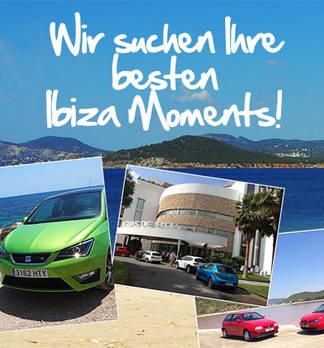 Gewinnspiel: SEAT und Flair suchen Ihre Ibiza Moments