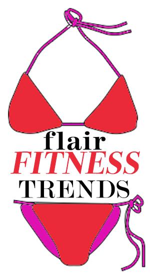flair Fitness Trends - alles zum Thema Sport und Ernährung