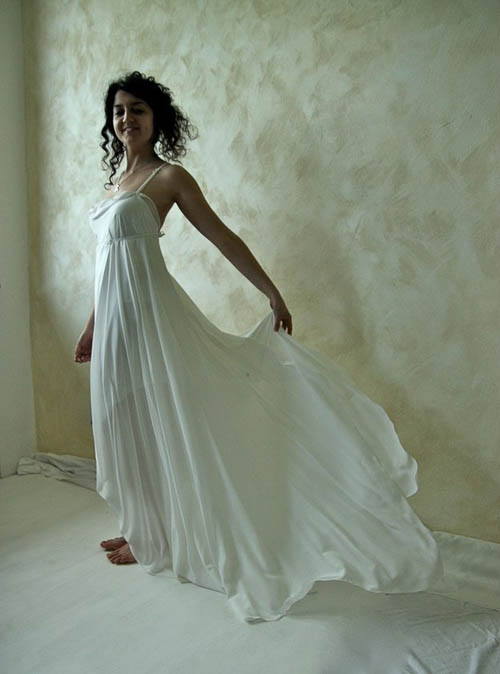 Boho Hochzeitskleid von Lore Tree