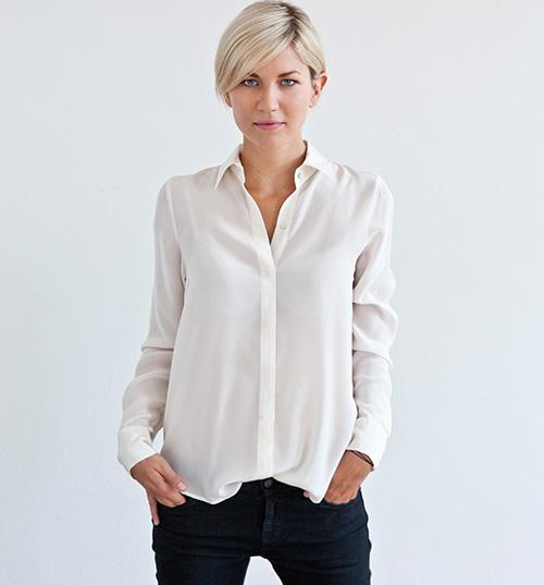 Nora Unterrainer ist Managing Editor (Chefin vom Dienst) für das flair Magazin bei Ahead Media in Wien