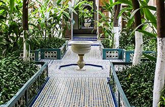 Marokkanische Fliesen - der Einrichtungstrend für die Wohnung