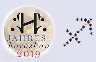 Jahres-Horoskop 2019: Schütze