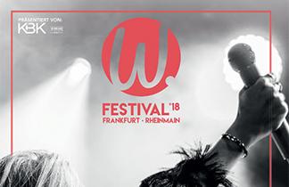 Starke Stimmen: Das W-Festival 2019 in Frankfurt