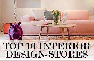 Top 8 Interior Shops
