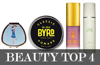 Neue Beautyprodukte - Unsere Top 4Beautylieblinge der Woche