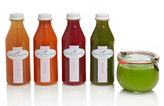 Im Test: Juice & Soup Delight Detox Kur