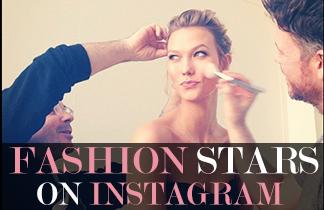 Instagram Accounts von Celebrities, Models und It-Girls