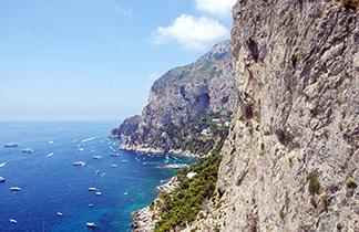 Ein Wochenende in … Capri