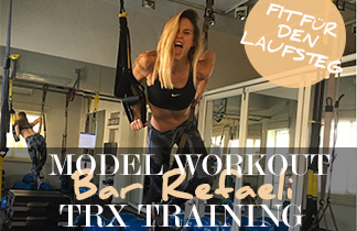 Model Workout: TRX Training